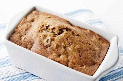 Make healthy zucchini bread in under an hour! Click the photo for the full #recipe. #teambeachbody