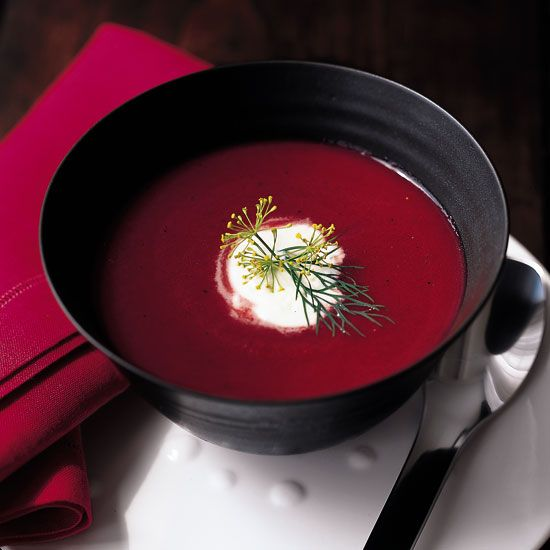 Thanksgiving Vegetable Soups    - Recipes