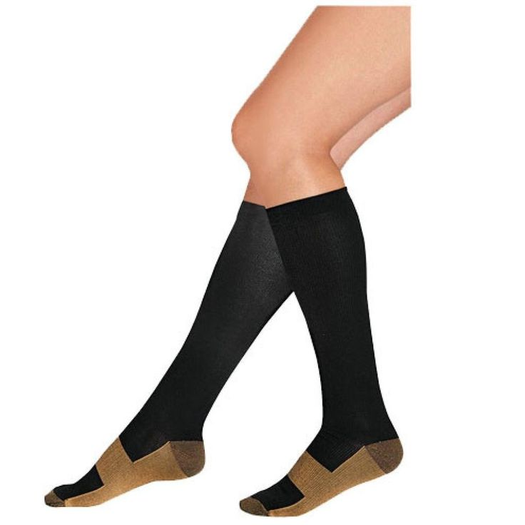 "GBSELL New Unisex Relief Soft Unisex Anti-Fatigue Compression Socks. Anti-fatigue compression sock, soothe tired, achy legs and feet!. Comfortable and discreet, thin enough to fit in any shoe. Helps to Reduce Swelling, Boost Circulation, Control Odors, Soothe and Massage Achy Legs and Feet, Relieve Symptoms of Varicose Veins. Easy to put on, great for everyday use. 【S/M: 52cm/20.47"";L/XL: 58cm/22.8"";】 【S/M- Women's Shoe size: 6 - 9.5 / Men's Shoe Size 5 - 9.5】 【L/XL-Women's Shoe…"