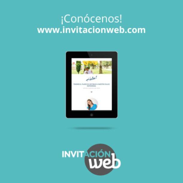 Buen fin de semana para todos! #invitacionweb #paginaweb #diseño #web #webstagram #boda #eventos #invitaciones #mexico #queretaro #l4l #weddingplanner #wedding #invitations #party #felizviernes #fiesta #fiestaalairelibre #queempiecelafiesta