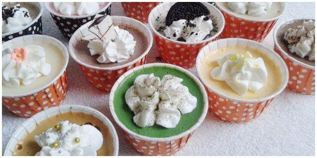 Vemale.com - Makan pudding juga bisa membawa kesehatan, jika bosan dengan resep yang biasa, pakai resep sehat dari Rumah Pudding Cake satu ini.