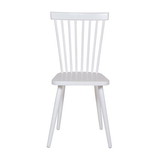 La icónica Silla Siebe blanca, es la silla nórdica por excelencia http://www.decoratualma.com/es/woood/3208-silla-siebe-blanca.html