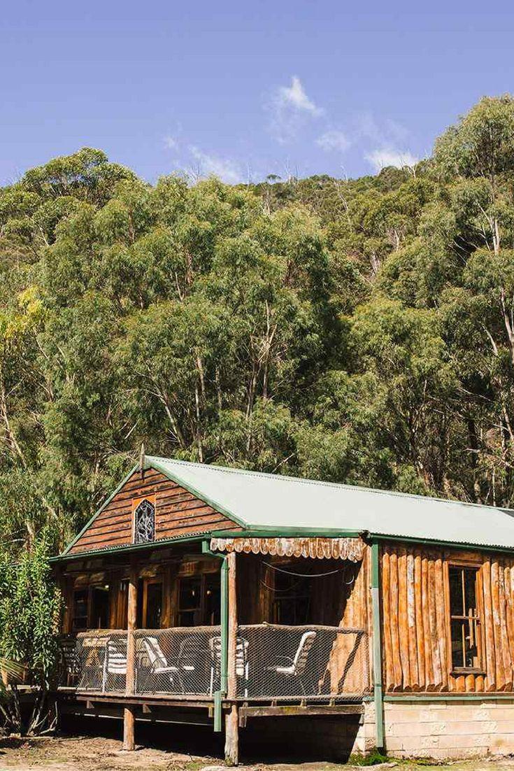 SECRET CREEK CAFE Blue Mountains NSW Via WedShed