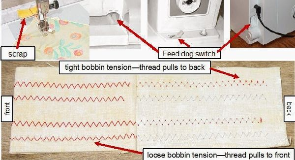 Tutorial: Troubleshoot your sewing machine before taking it in for repairs