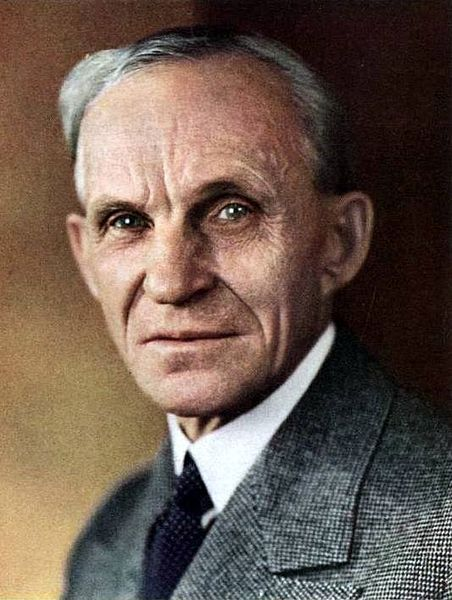 Henry Ford, Industrialist, History, american, assembly line, Ford, cars