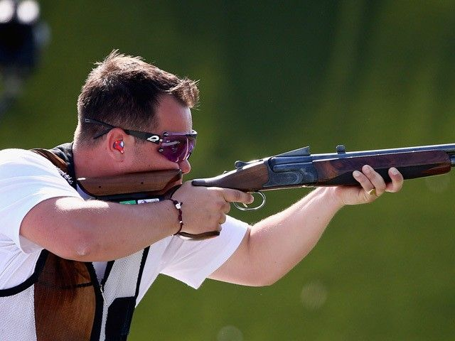 Result: Steven Scott claims double trap bronze for Great Britain