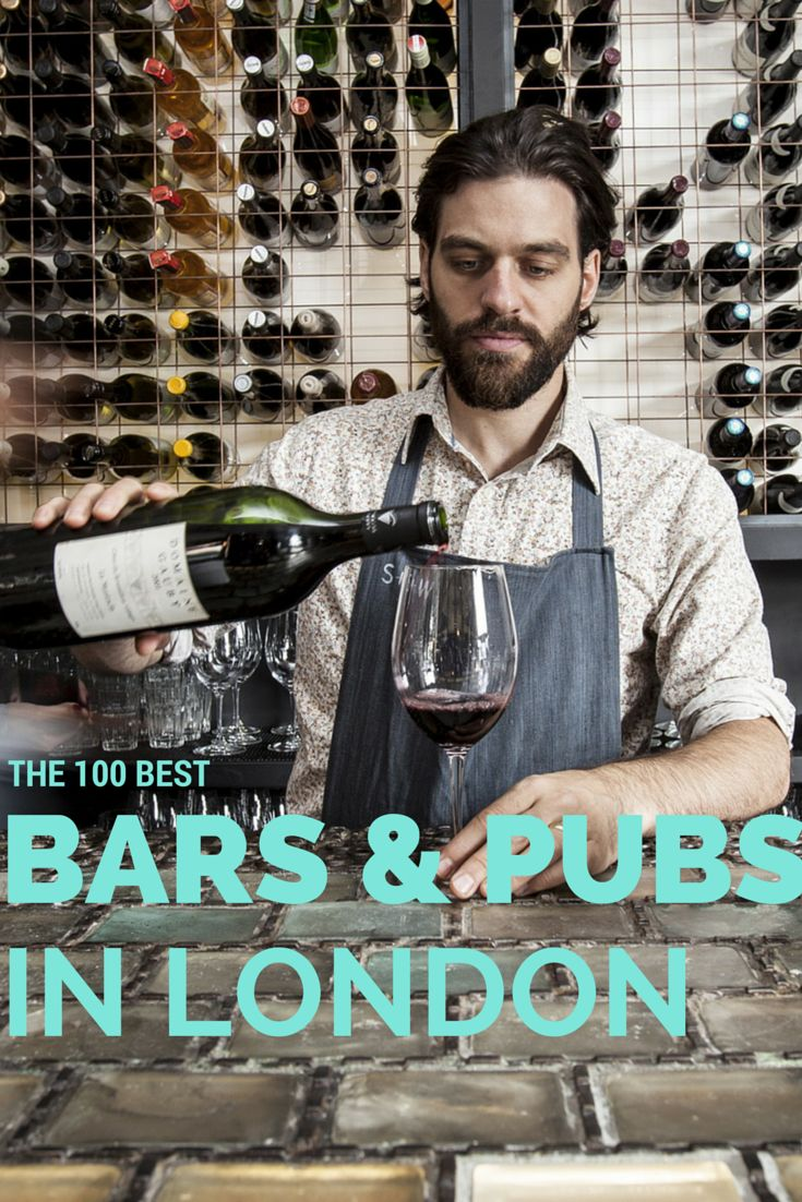 A definitive guide to drinking in London, brand new for 2015.