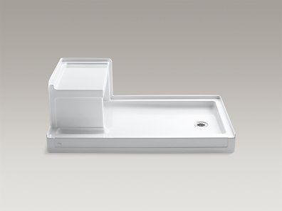 Charmant 40 Best Toledo Bath Images On Pinterest Shower Seat Showers And. This 60 X  36 Acrylic Shower Base ...