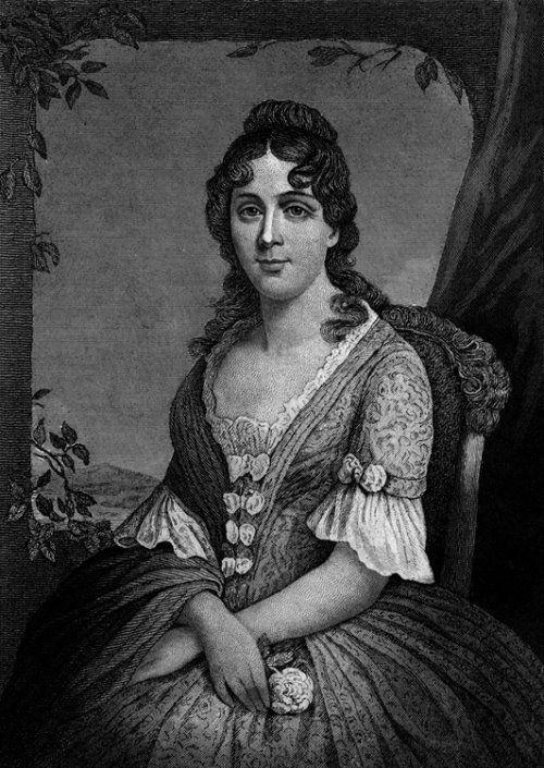 Martha Jefferson - 3rd