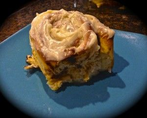 This Cinnamon Roll Recipe is PERFECTION. It tastes just like the one you buy at that big chain store.