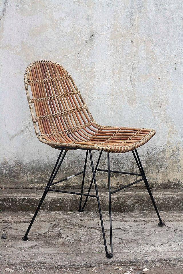 37 best Rattan Stühle - Wicker Chairs images on Pinterest | Retro ...