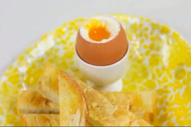 Boiled Egg And Soldiers Recipe -were my favourite breakfast