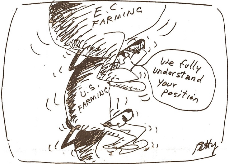 Artist: Bruce Petty  Published: The Age 4 Jan 1992