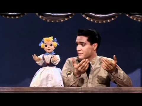 G.I. Blues - Wooden Heart - Elvis Presley a blast from the past