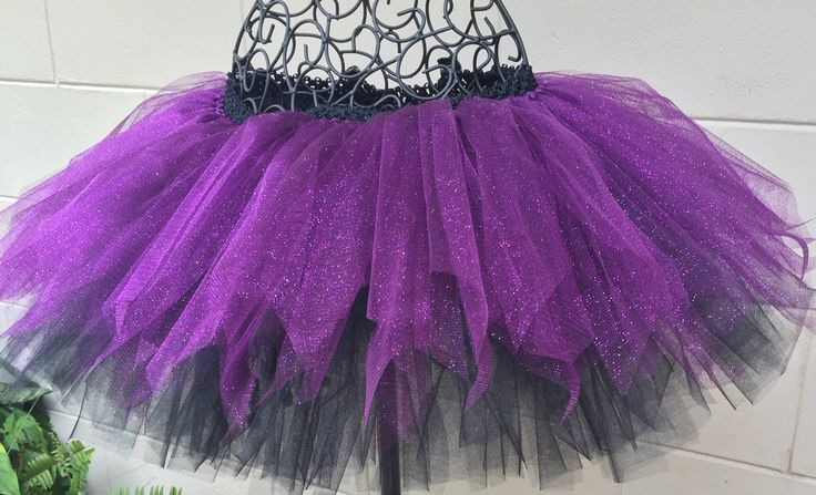A personal favorite from my Etsy shop https://www.etsy.com/listing/225095389/maleficent-tutu-emo-tutu-rave-tutu