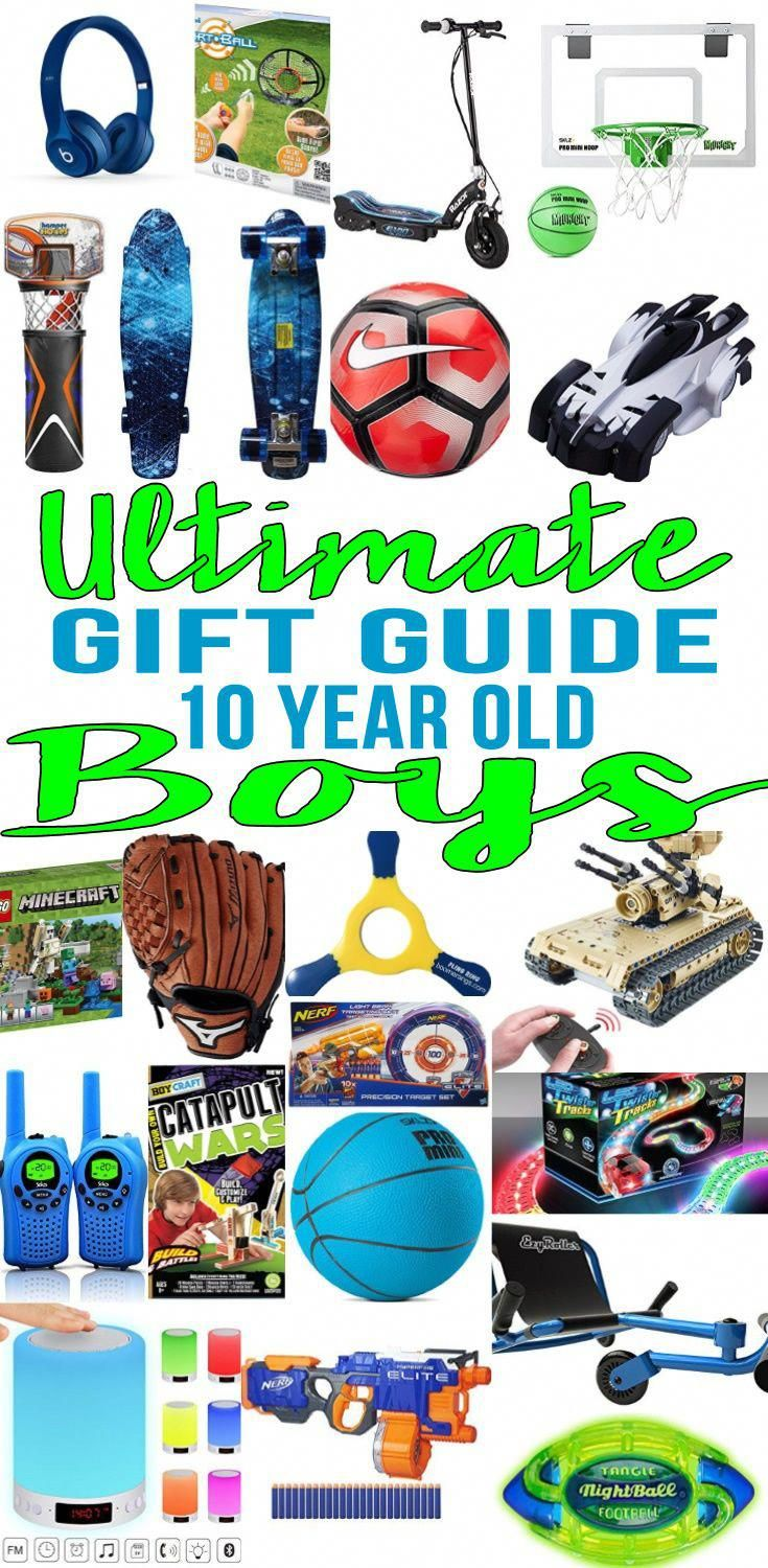 BEST Gifts 10 Year Old Boys Top Gift Ideas That Yr Will Love Find Presents Suggestions For A 10th Birth