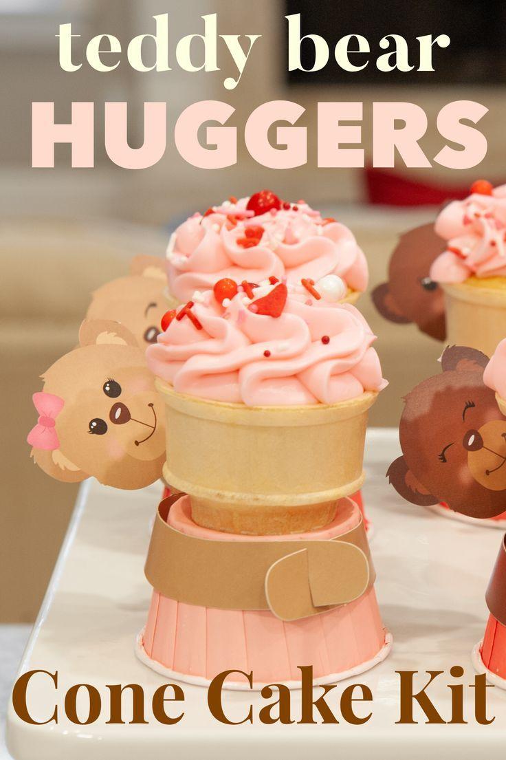 Best Kids Parties Hello Kitty Savoury Cake Baking Cake Kit