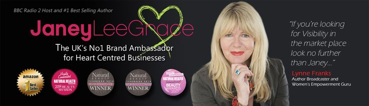 Janey Lee Grace runs the Janey Loves Annual PLATINUM Awards in the UK. They are presented for excellence and innovation in Natural Organic or Eco products, Alternative Treatments and Therapies.  They are a prestigious award for any beauty brand to enter and win.