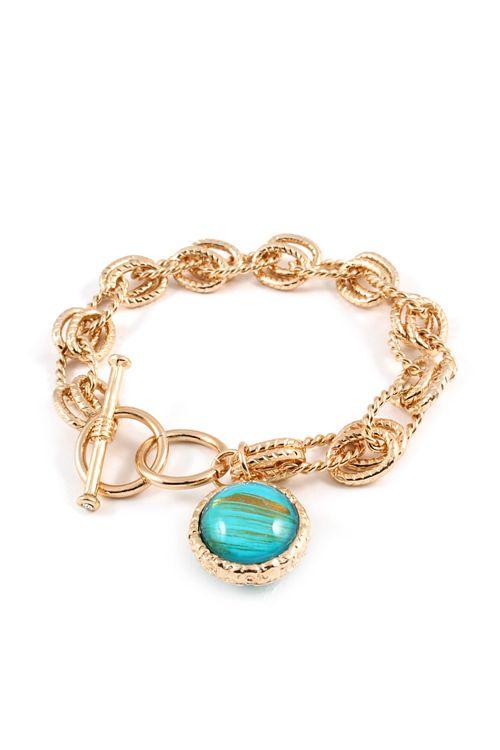 Billie Bracelet in Turquoise