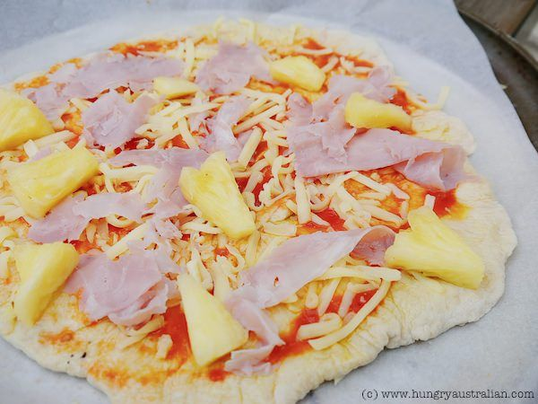 Backyard Wood Oven Pizza Party | The Hungry Australian