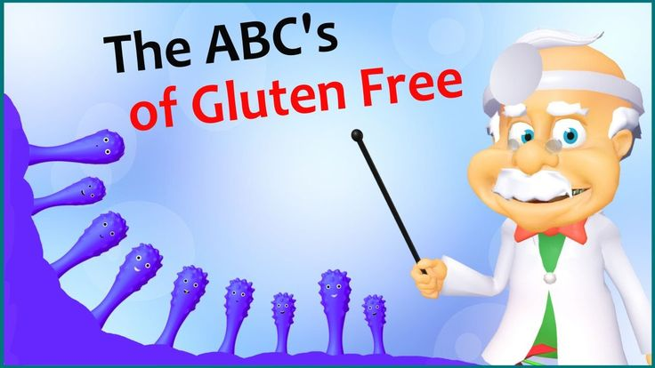 Fun video for children explaining Celiac Disease.