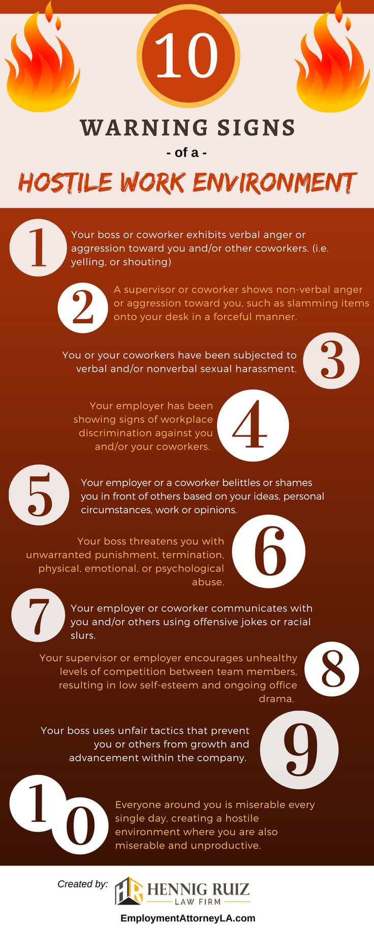 signs hostile work environment infographicpng 8002000 119 best WORK images on