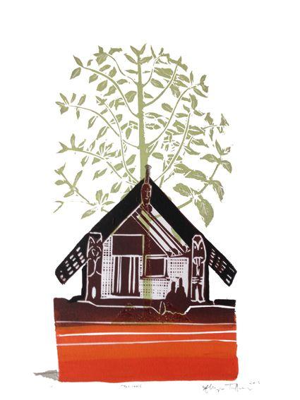 Sheyne Tuffery  tree house