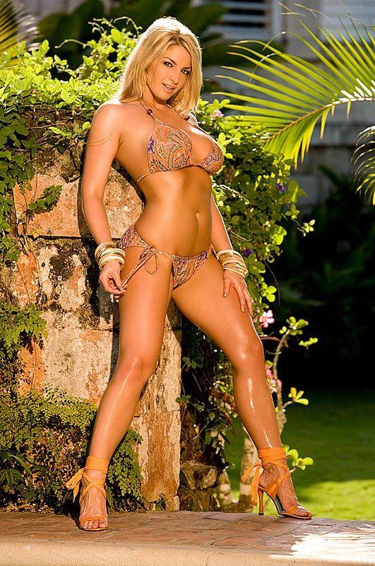 Nicole Sawyer Miss December 2006