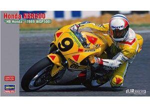 "Honda NSR 500 ""HB Honda""  scala 1:12  HASEGAWA  art.HA21714"