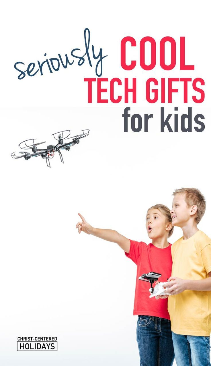 Looking for awesome tech gifts for teens or for kids? These cool gadgets like tech toys, tech games and tech accessories are sure to be tops on your child's gift list! #techgiftsforkids #techgiftsforteens
