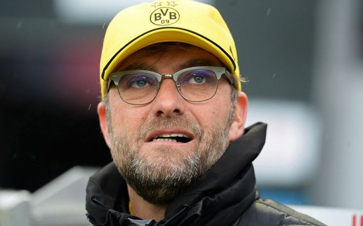Ben Bloom has a live blog and talks without knowing one word German about Jürgen Klopp / Ex-Trainer of Mainz 05 and Trainer of Borussia Dortmund