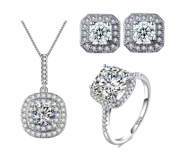 cercei, colier si inel argint http://www.bijuteriifrumoase.ro/cumpara/bijuterii-argintii-3343