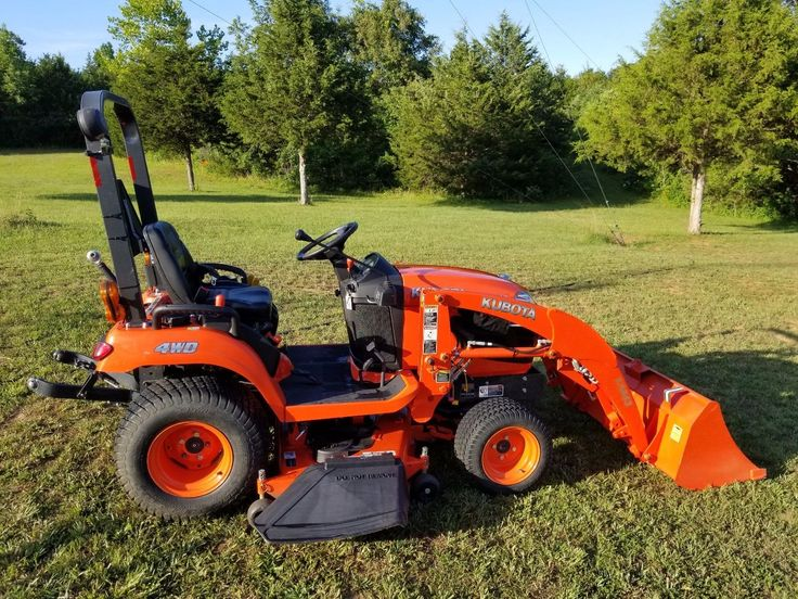Kubota Belly Mower Decks : Best kubota compact tractor ideas on pinterest