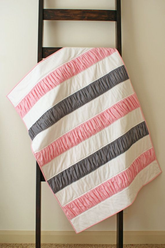 Ruffle Quilt (sweet and simple)