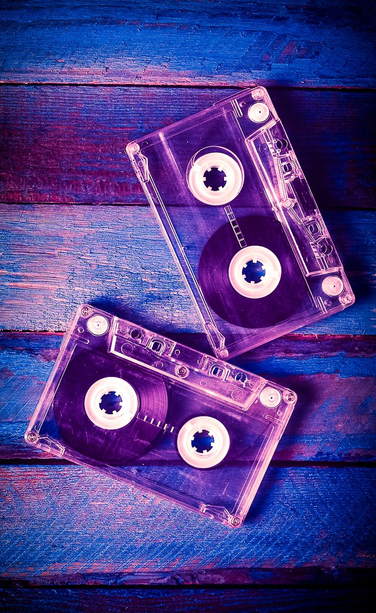 What old school jams were on your last mix tape? Let's bring back this retro tech in a bold new way... cassette tapes make for a unique wedding invitation or fun party favor.