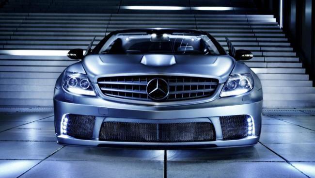 Mercedes - Benz - CL-63-AMG-1