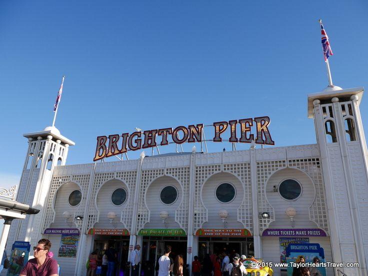 Seven Reasons to Visit Brighton - Taylor Hearts Travel