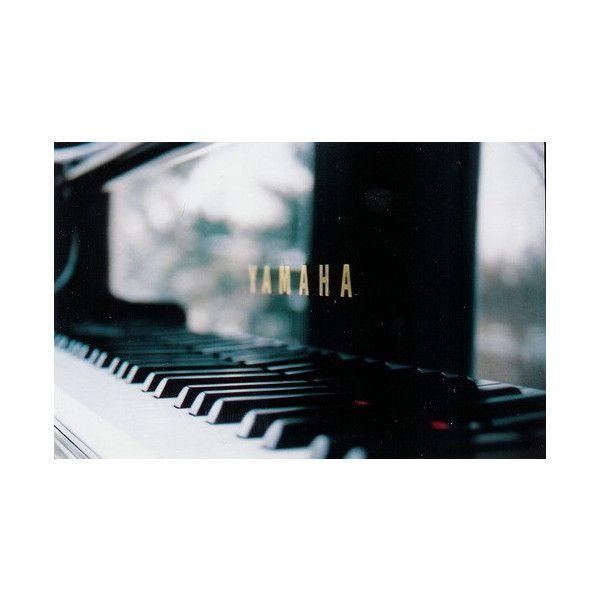 Yamaha piano....