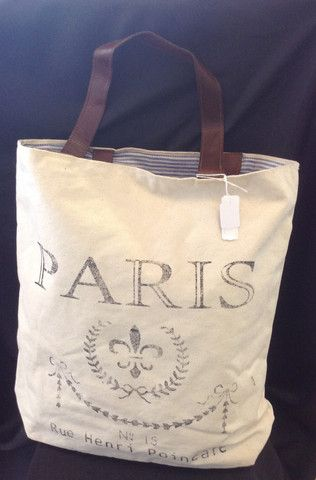Phil Bee Interiors, Paris, Tote