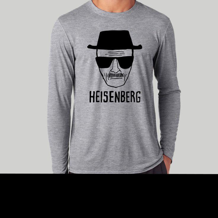 Camiseta hombre Heisenberg - Breaking Bad - Walter White