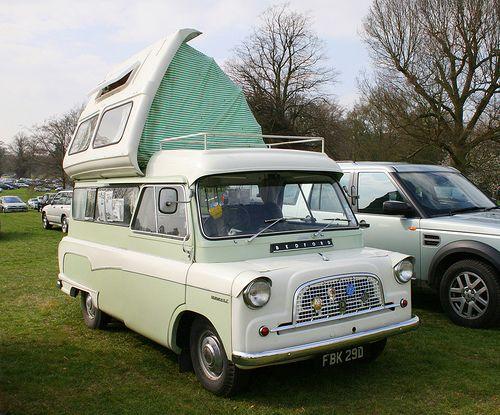 1966 Bedford CA Dormobile