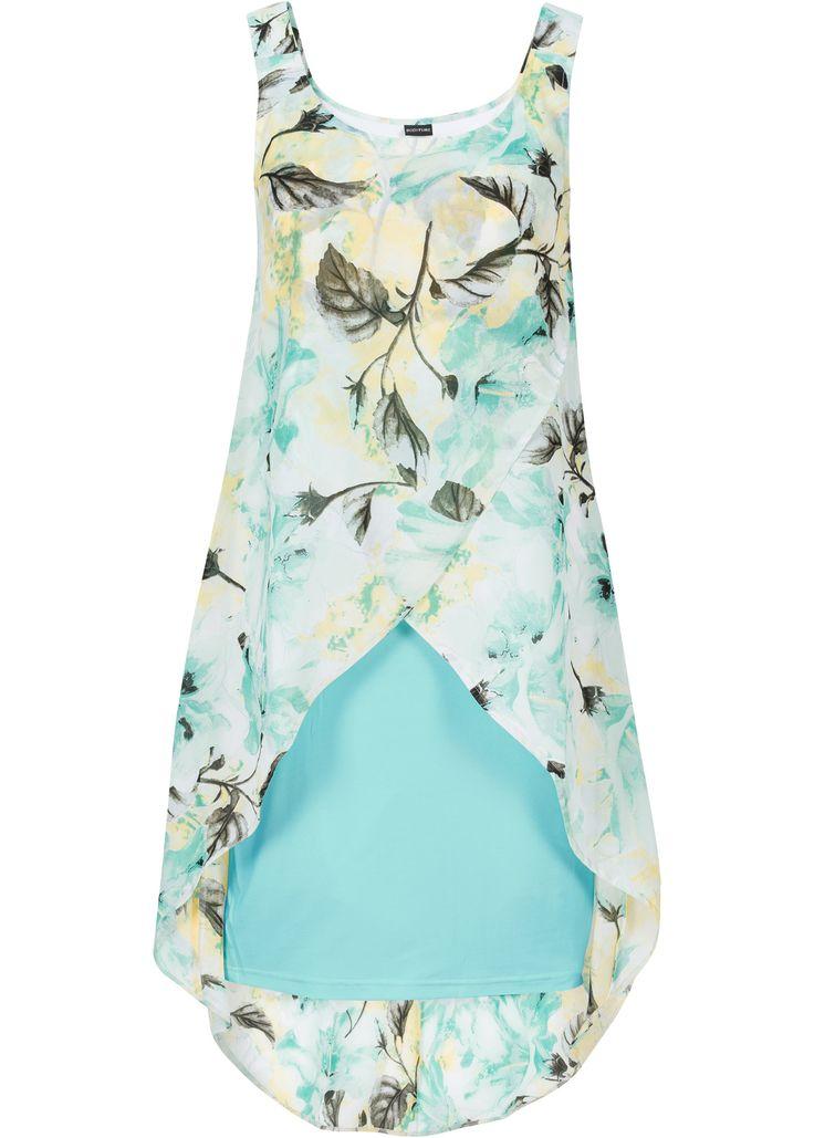 Jetzt anschauen: Dieses sommerliche Kleid der Marke BODYFLIRT ist ein absolutes Must-Have! Der luftig leichte Stoff umspielt wunderschön die weibliche Figur und der florale Print ist ein echter Hingucker. Hintere Länge in Größe 38 ca. 114 cm.