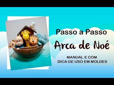 Arca de Noé #Parte1 super fácil - Temas Bíblicos - YouTube