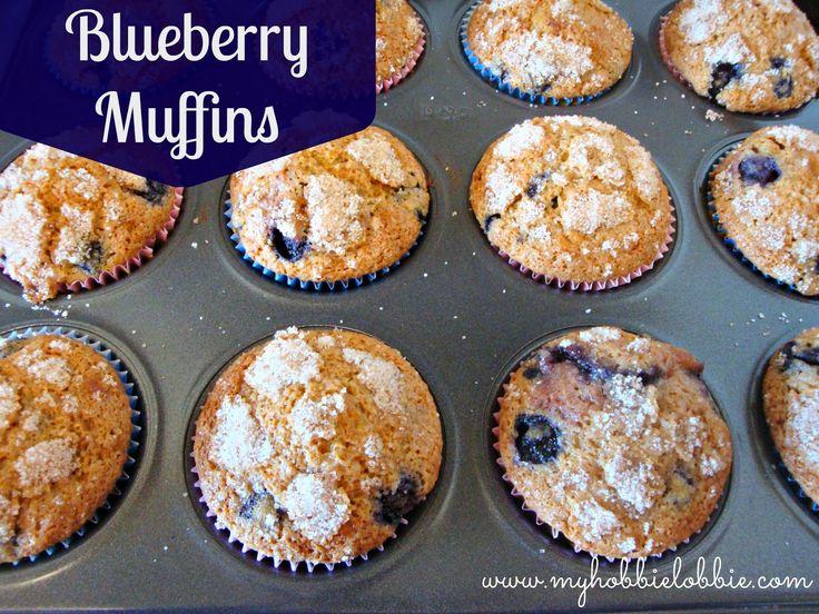 SRC: Blueberry Muffins