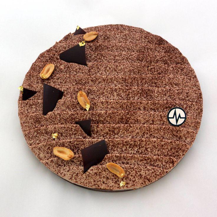"Fantastik ""ChoK"" Kaouète ""(Chocolat, Arachide) – Inspiration Pâtisserie – #ar …   – Gateau Chocolat"