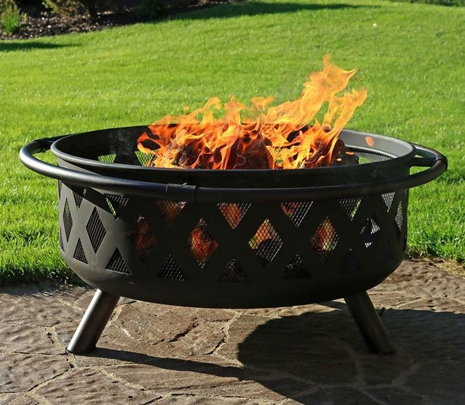 Best 25+ Portable Fire Pits Ideas On Pinterest