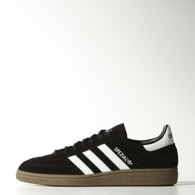 Want a pair - adidas Men& Spezial Black / Ftwr White /