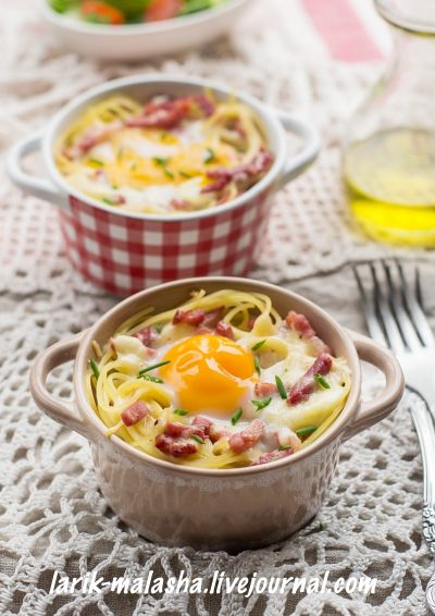 """У surrealnay проходит ФМ """"Яйцо"""" . А ведь это отличное решение к пасхе. У меня есть интересное и вкусное блюдо. Это любимые многими макароны, запеченные с беконом и…"""