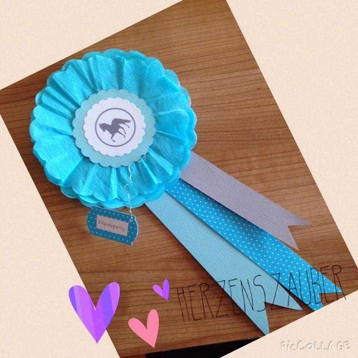 Einladung zum Kindergeburtstag mit dem Motto Pferdeparty. Passend dazu gibt's auch noch ein Steckenpferd auf meinem Blog.