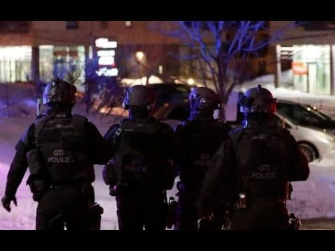 White Nationalist Terrorist Attacks Muslim Mosque In Quebec (January 30,HEADLINES 2017) #THEQUEEN #NOTMYQUEEN #CrimeBill1994 #SystemicJusticeReform #Clinton #SuperPredator ... #PostTraumaticSlaverySyndrome #NoMuslimBan #religion #humans #refugeeswelcome #usconstitution #protest #resist #resistance #neverforget #Russia #notmypresident #notmycircus #notmymonkeys #racist #rapist #treason #deplorable #impeachtrump #boycottrump #trump #nevertrump #hillary #berniesanders #sanders #hillary2016…